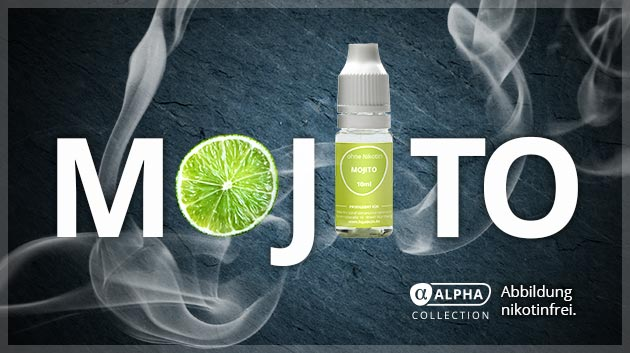 Mojito Liquid Alpha Collection Collage