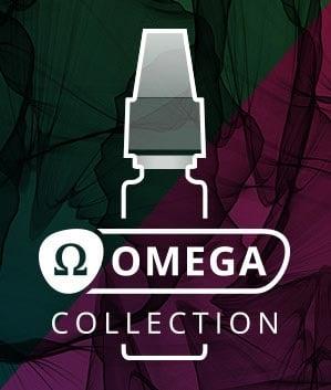 Omega Collection E-Liquid Serie Bild