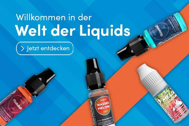 Welt der E-Liquids